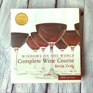 Windows On The World Complete Wine Course Book